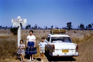 1961.10 A,C,I,near Rockhampton