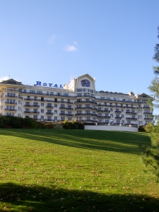 A truly grand hotel ©irene waters2013