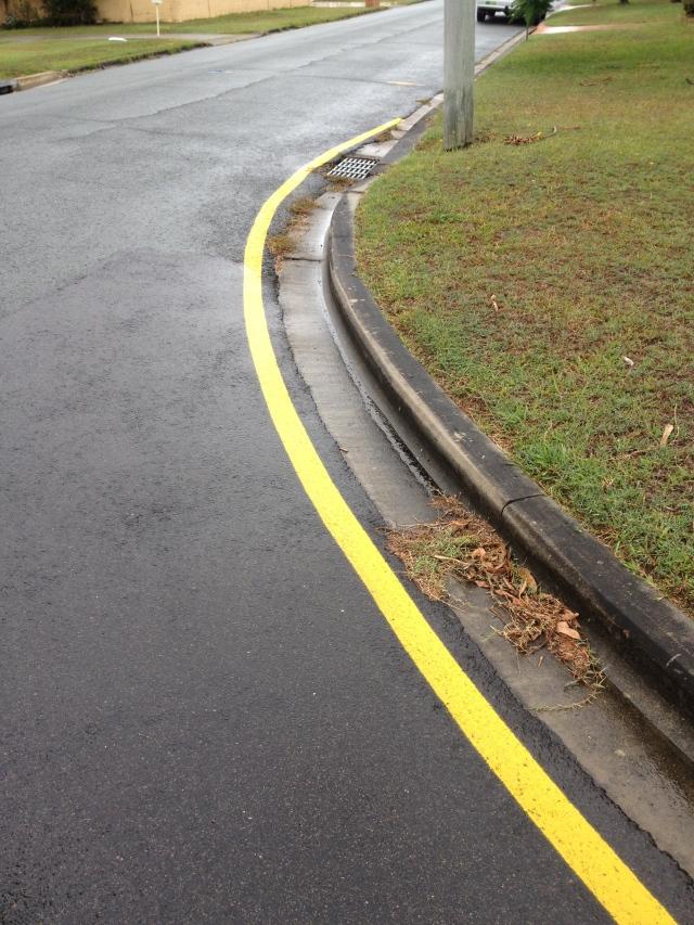© irene waters 2014 road markings