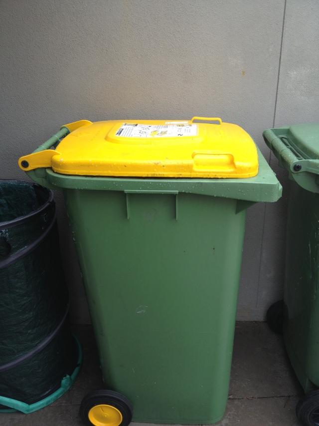 © irene waters 2014 the recycle bin
