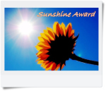 sunshine-award-sunflower