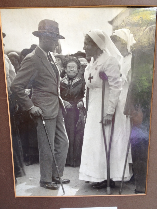 Amelia Stanley-Clarke and the Prince of Wales
