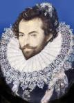 from wikipedia Sir Walter Raleigh