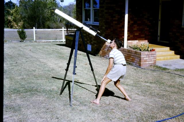 1965.4 Colin telescope