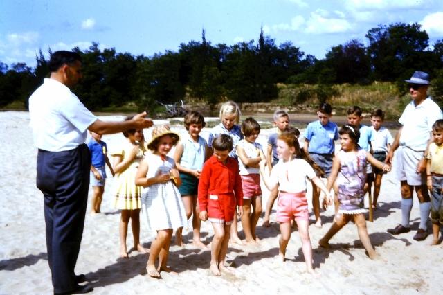 1963.9 SS picnic race, Irene