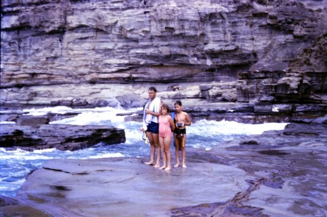 1966.6 J,C,I,walk on rocks