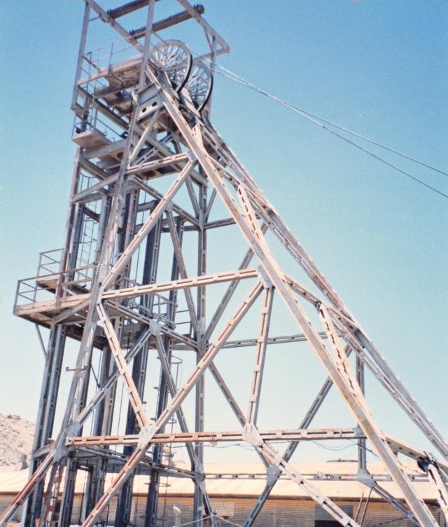 Delpratt mine shaft