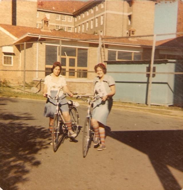 035 Glenda, Irene & Bikes
