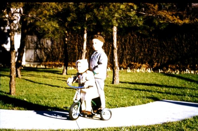1957.16 Colin & Irene